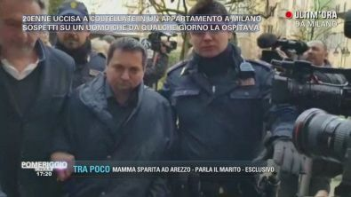 20enne uccisa a coltellate a Milano