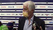 """Calcio, Malago': """"Slittare inizio campionato? Ci sono mondiali Qatar"""""""