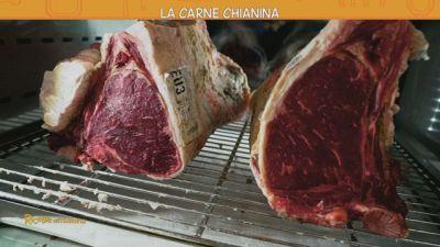 La carne chianina