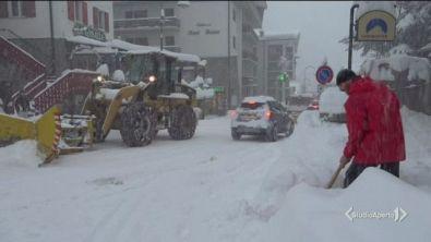 Quest'anno sulle Alpi è super-neve