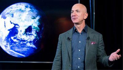 Jeff Bezos, missione nello spazio: di cosa si tratta e quanto è costata