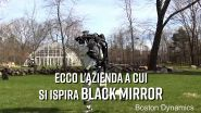 L'ultima di Boston Dynamics perde due gambe