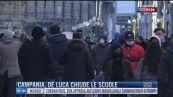 Breaking News delle 16.00 | Campania, De Luca chiude le scuole