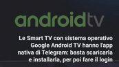 Come usare Telegram sulla Smart TV