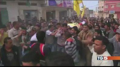 Gaza, morti e feriti Pasqua di tensione