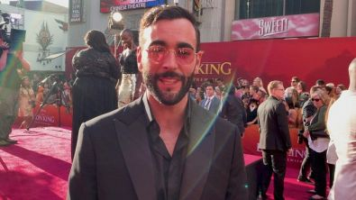 "Marco Mengoni a Los Angeles alla premiere di ""The Lion King"""