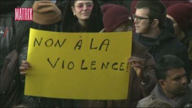 Dalle manifestazioni agli scontri