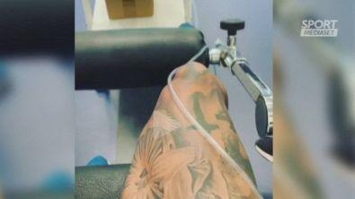 Inter in Cina, Icardi si allena da solo