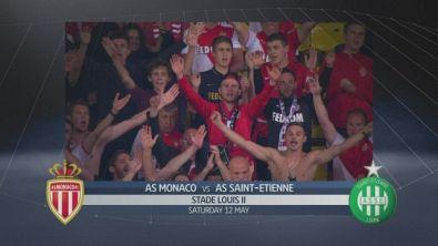 Monaco - Saint Etienne 1-0
