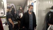 Tokyo 2020, Irma Testa accolta a Fiumicino dal ministro Patuanelli