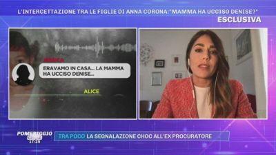 La scomparsa di Denise Pipitone: l'intercettazione tra le figlie di Anna Corona