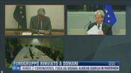 Breaking News delle 12.30 | Eurogruppo rinviato a domani