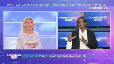GFVip, la fidanzata di Morra contro Adua Del Vesco. La verità di Roberto Alessi