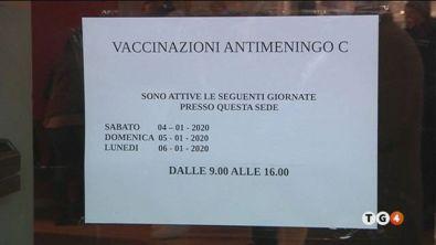 Allarme meningite nella bergamasca