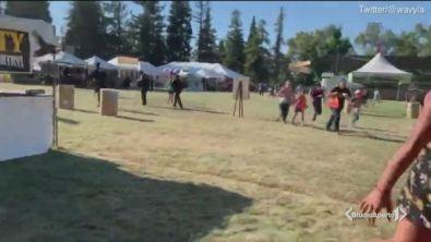 Strage al Festival del cibo in California