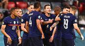 Euro 2020, Francia-Germania 1-0