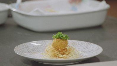 Bastoncini di legumotti e patate
