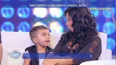 Nancy Coppola, secondo figlio?