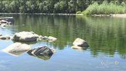 Il fiume diviso dalla burocrazia