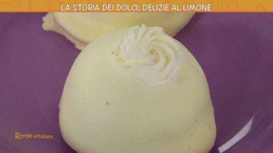 La storia dei dolci: la Delizia al Limone