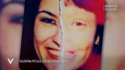 Valentina Pitzalis: la forza di un sorriso