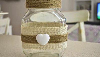 Idee creative per riciclare i barattoli di Nutella