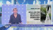 Coi soldi di Lourdes comprano una villa in Sardegna