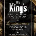 The King's bar di Carella Daniela balli di gruppo