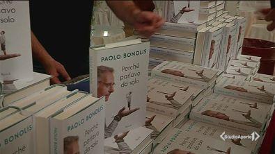 Paolo Bonolis, debutto in libreria