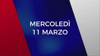 Stasera in Tv sulle reti Mediaset, 11 marzo