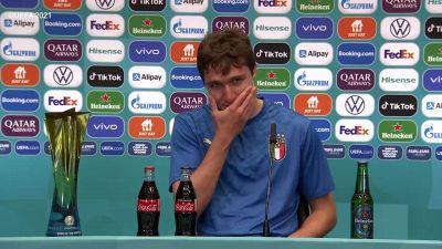 """Europei, il man of the match Chiesa: """"E' la notte piu' bella della mia carriera"""""""
