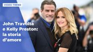 John Travolta e Kelly Preston: la storia d'amore