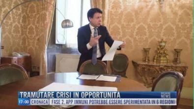 Breaking News delle 17.00 | Tramutare crisi in opportunità