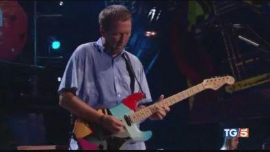Nuovo tour per Eric Clapton
