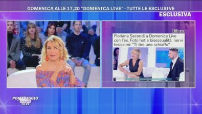 Domenica Live: Floriana Secondi e...