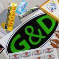 G & D GRAFICHE adesivi
