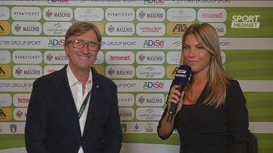 """Napoli, il commento di Auriemma: """"Lozano, esordio da 10"""""""