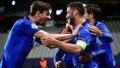 Europei under 21, Italia-Slovenia 4-0