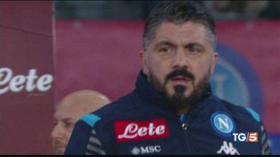 Gattuso, falsa partenza al Napoli è notte fonda