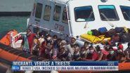 Breaking News delle 09.00 | Migranti, vertice a Trieste