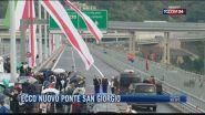 Breaking News delle 21.30 | Ecco nuovo ponte San Giorgio