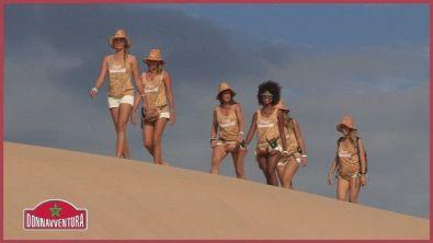 Dune immacolate, natura e acque color smeraldo, la laguna di Naila