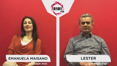 Intervista doppia Emanuela Maisano - Lester