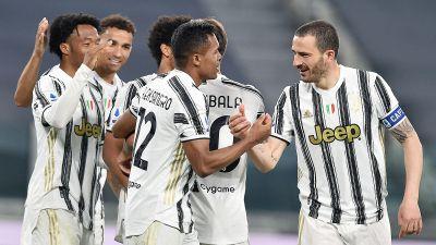 Serie A 2020/21: Juventus-Parma 3-1