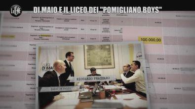 """REI: Ecco i """"Pomigliano boys"""", il cerchio magico di Luigi Di Maio"""