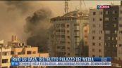 Breaking News delle 17.00 | Raid su Gaza, distrutto palazzo dei media