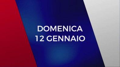 Stasera in Tv sulle reti Mediaset, 12 gennaio