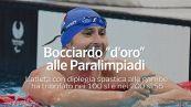 "Bocciardo ""d'oro"" alle Paralimpiadi"