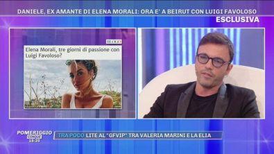 """L'ex di Elena Morali: """"Elena e Luigi Favoloso sono a Beirut insieme..."""""""