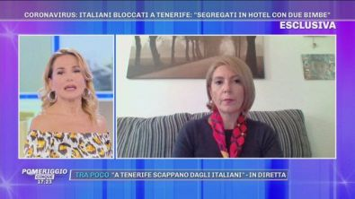 Emergenza Coronavirus: italiani bloccati a Tenerife